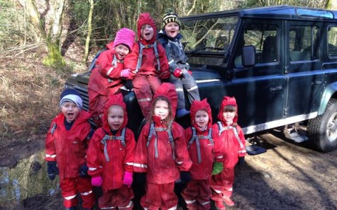 Forest School Autumn 2015 Review