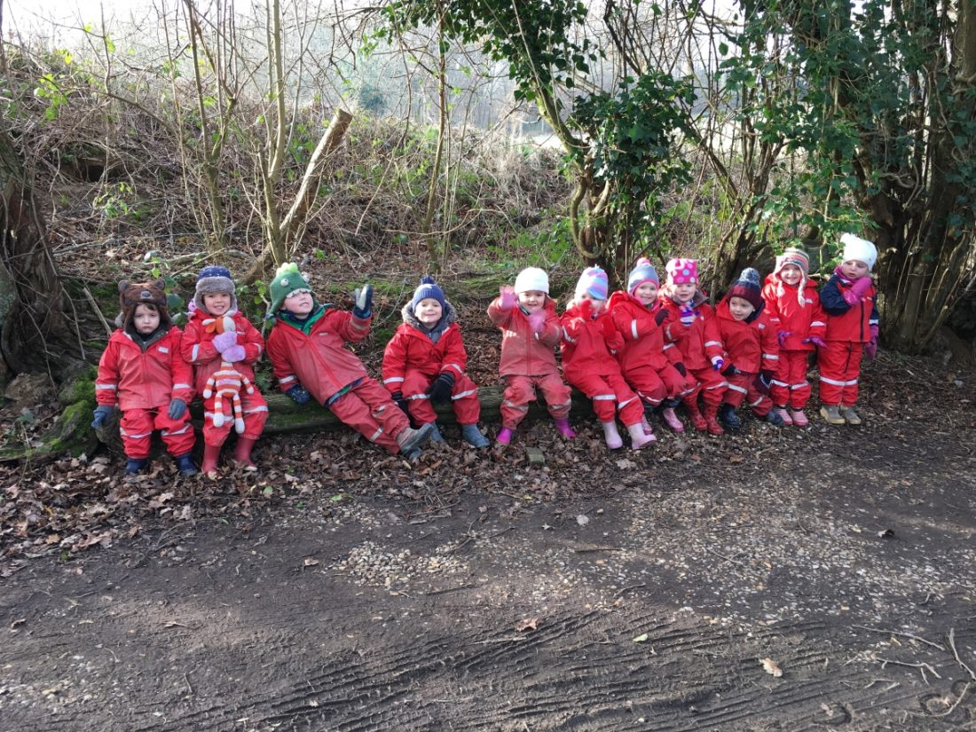 The First Outstanding Forest School Provider in Surrey